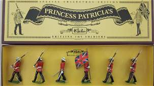 Britains Set 8856 Canadian Light Infantry