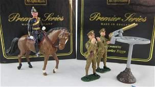 Britains Set 8910  8911 Premier Sets