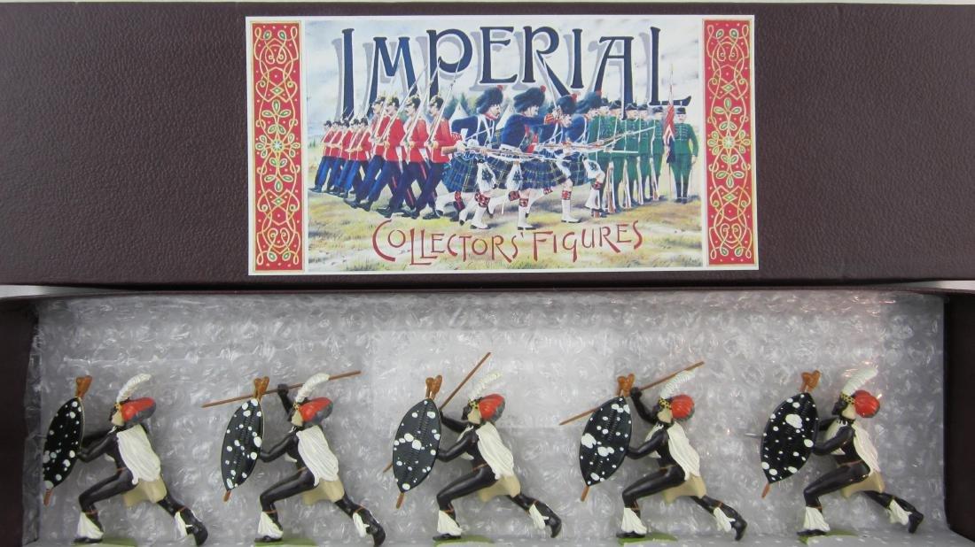 Imperial Set #31 uMbonambi Zulu Regiment.
