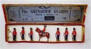 Britains 111 VERY RARE The Grenadier Guards