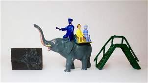 Barrett  Sons Elephant Ride  Printers Block