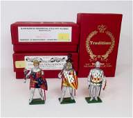 Tradition #K23, K31 & K39 Medieval Personalities