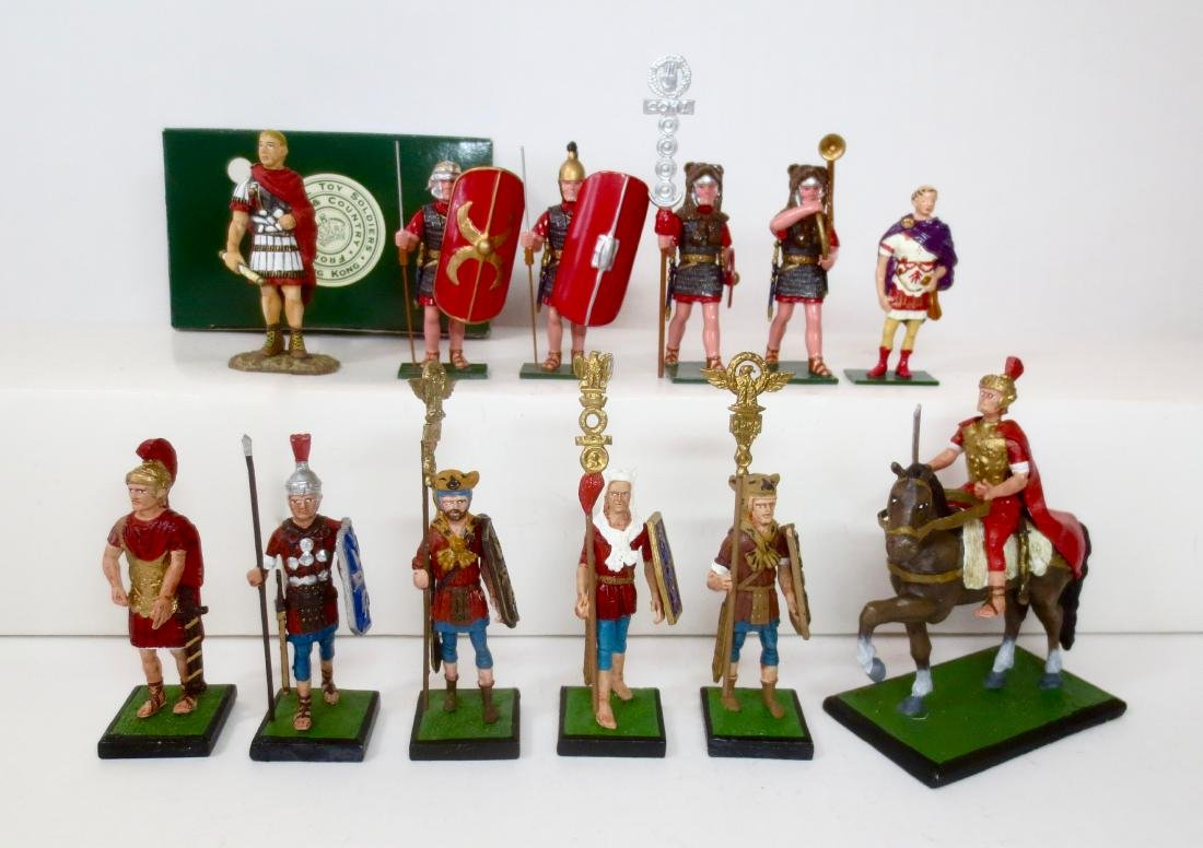 Various Makers Assorted Romans