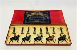 Britains Set # 267 U.S. Infantry & Cavalry
