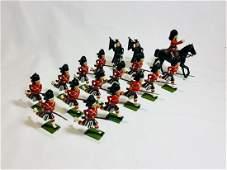 Britains Set # 2062 Seaforth Highlanders