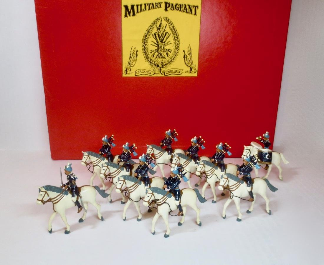 Jacklex Military Pageant 17th Bengal Cavalry