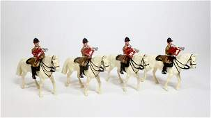 Ducal Household Cavalry Trumpeters