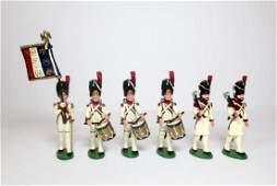 Trophy Napoleonic Infantry
