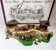Britains 5198 Zulu War  Rorkes Drift 1879