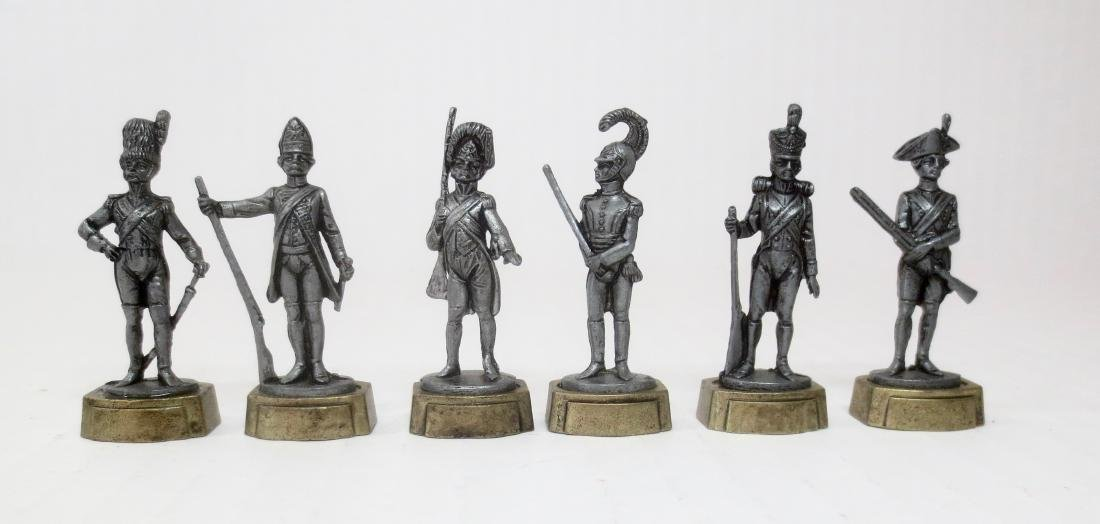 Unidentified Maker 45mm Regiment Assortment