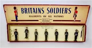 Britains 2087 5th Dragoon Guard