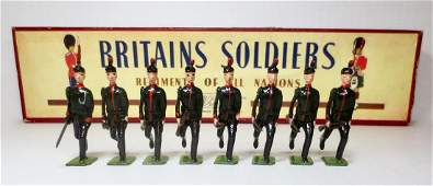 Britains 98 The Kings Royal Rifle Corps