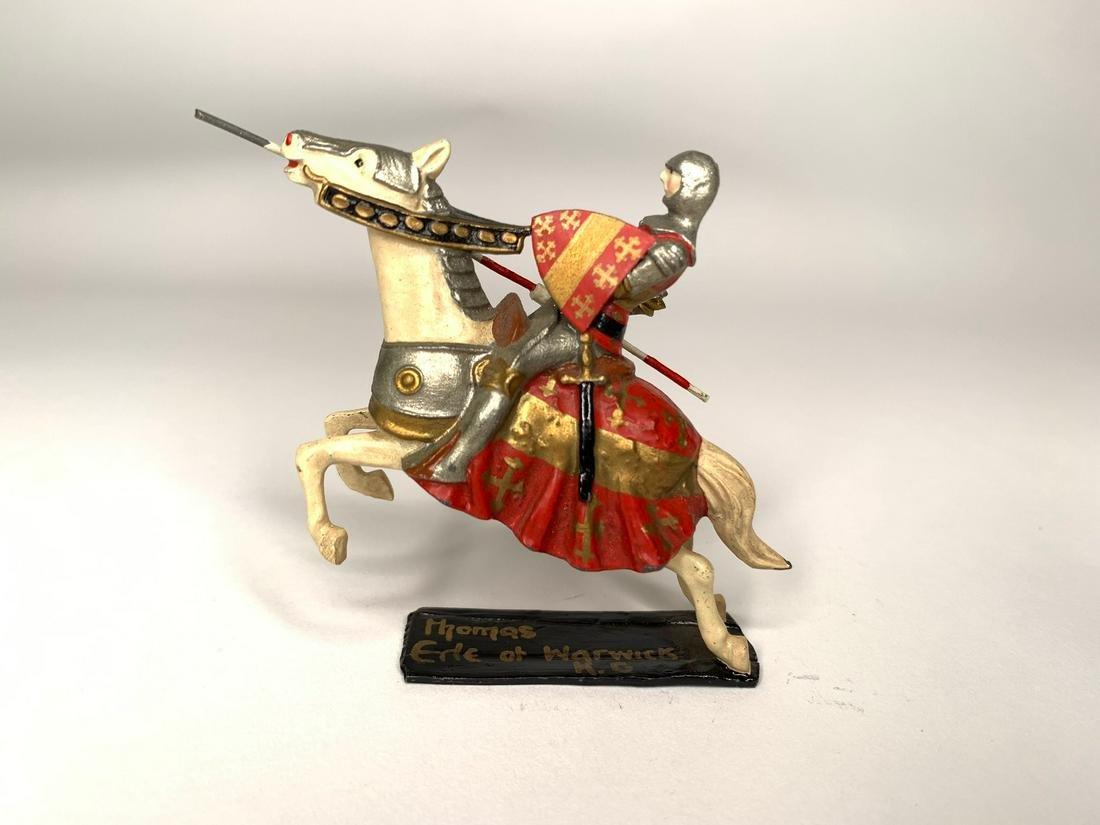 Courtenay M2 Thomas Erle of Warwick
