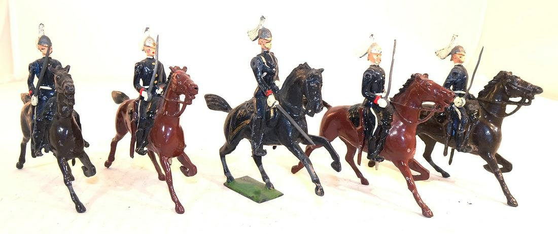 Britains Set #1631 Canadian Governor Horse Guards