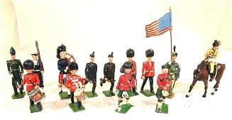 Miscellaneous Britains and Cherilea