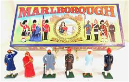 Marlborough D6A  Indian Civilians