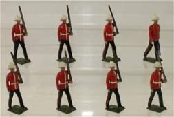 Britains Set 1633 Patricias Canadian Infantry