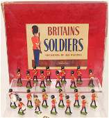 Britains Set 37  Coldstream Guards Full Band