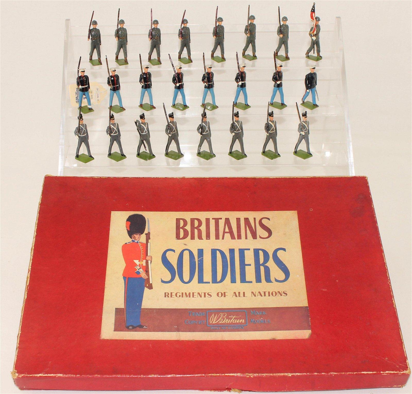 Britains Ser #232 US Forces Display