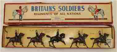 Britains Set 1631 Governor Generals Horse Guard