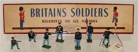 Britains Set 2059 ACW Union Infantry