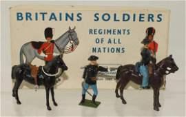 Britains Set #2140 Half Set ACW Union Cavalry