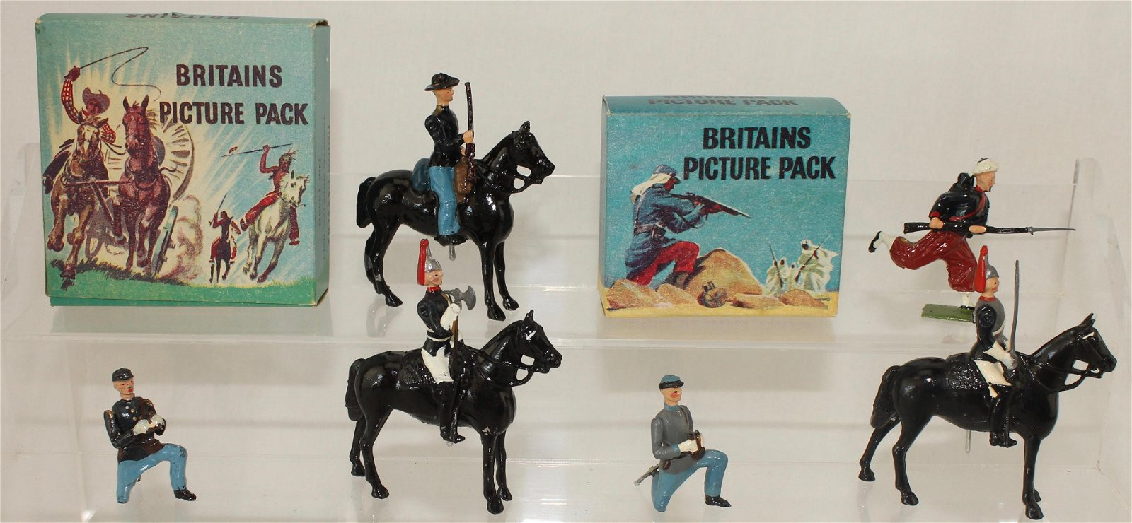 Britains Lot Picture Packs