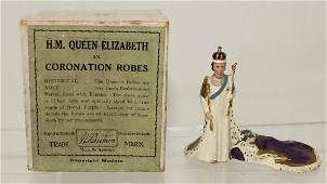 Britains Set #1506 H M Queen Elizabeth 1937