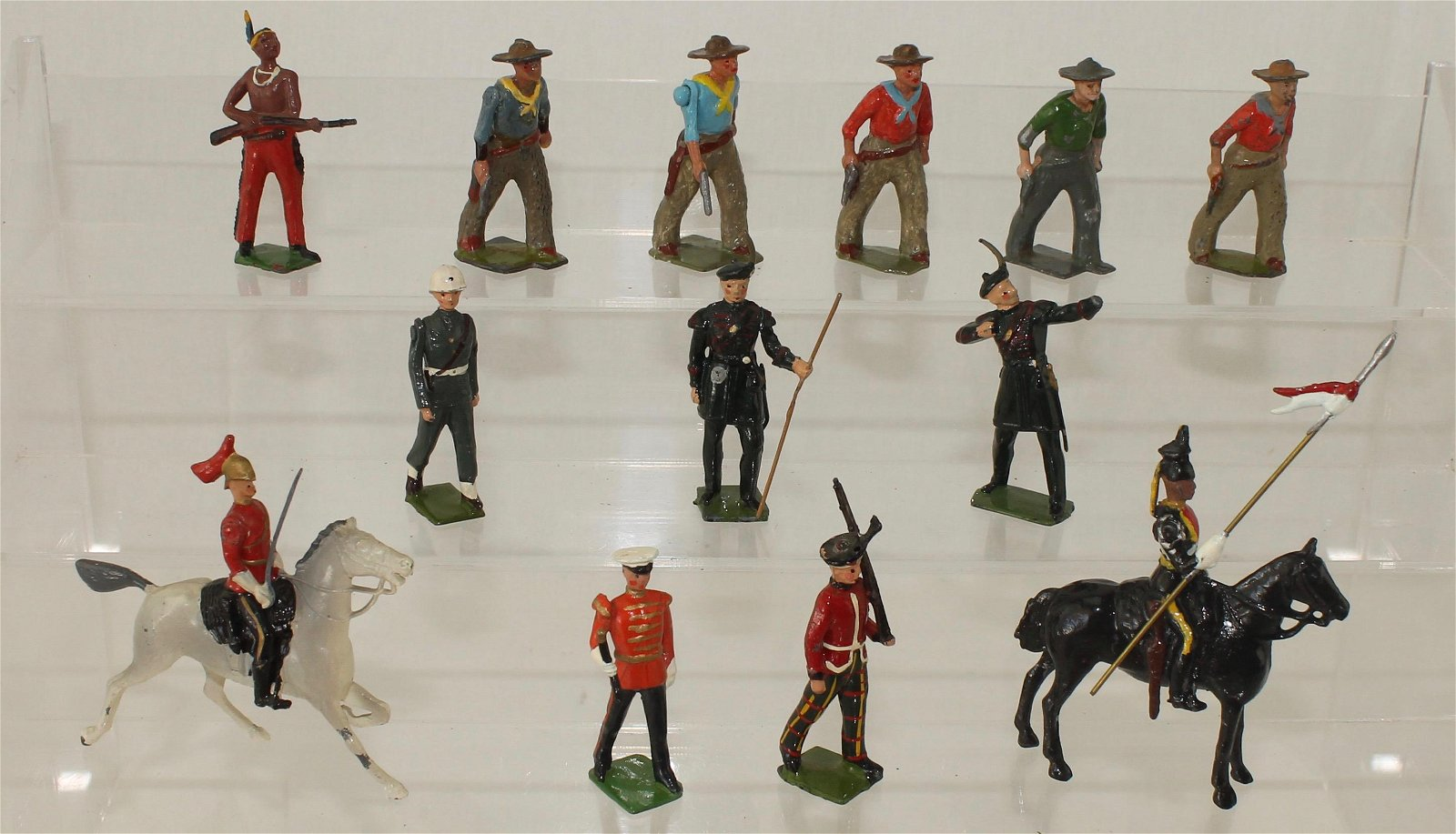 Britains Lot Pre and Post War Figures