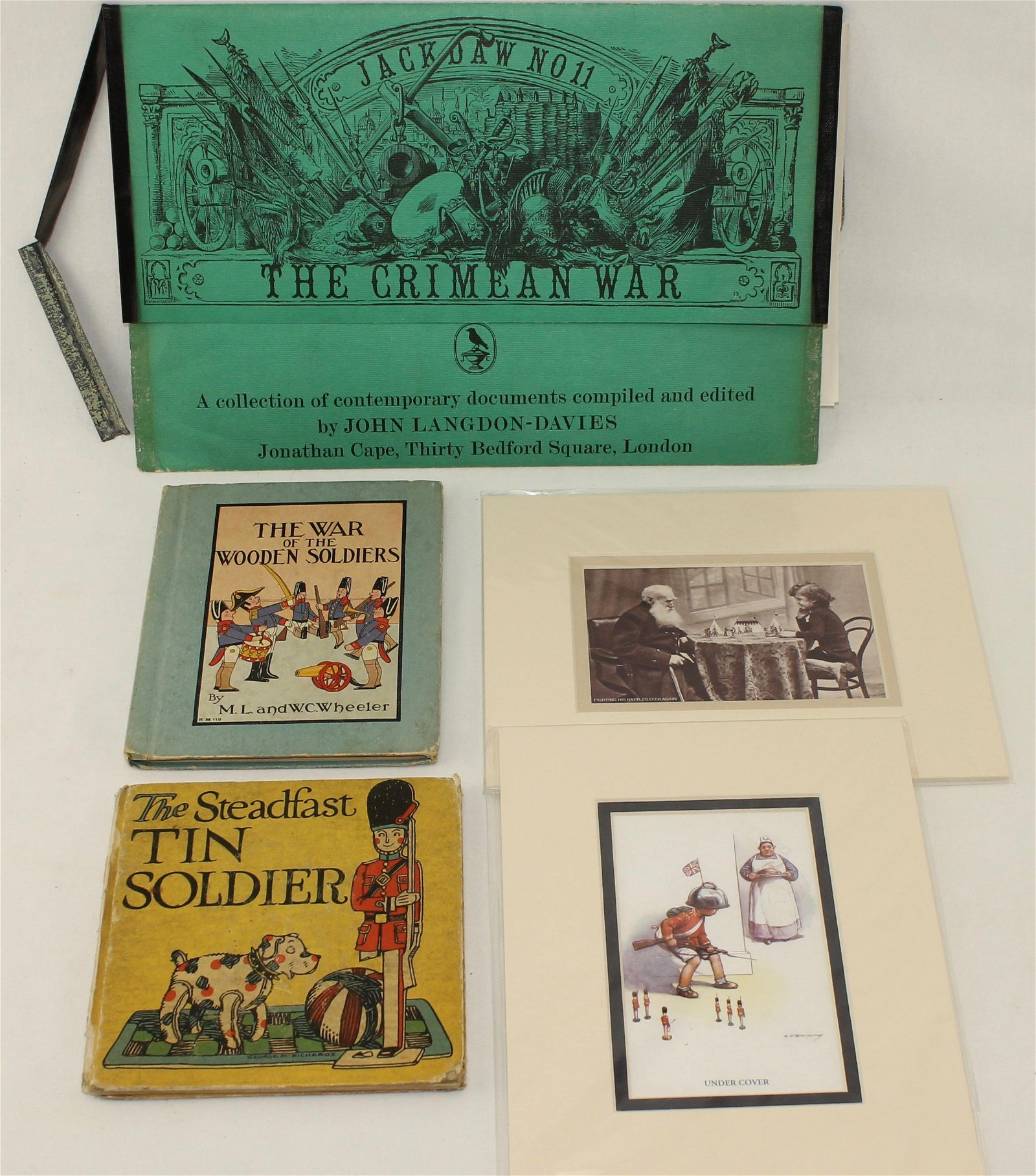 Lot of Books and Printed Materials