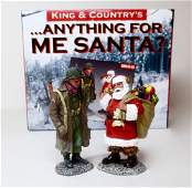 King  Country XM01002 Anything for me Santa