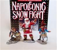 King  Country XM01101 Napoleonic Snow fight