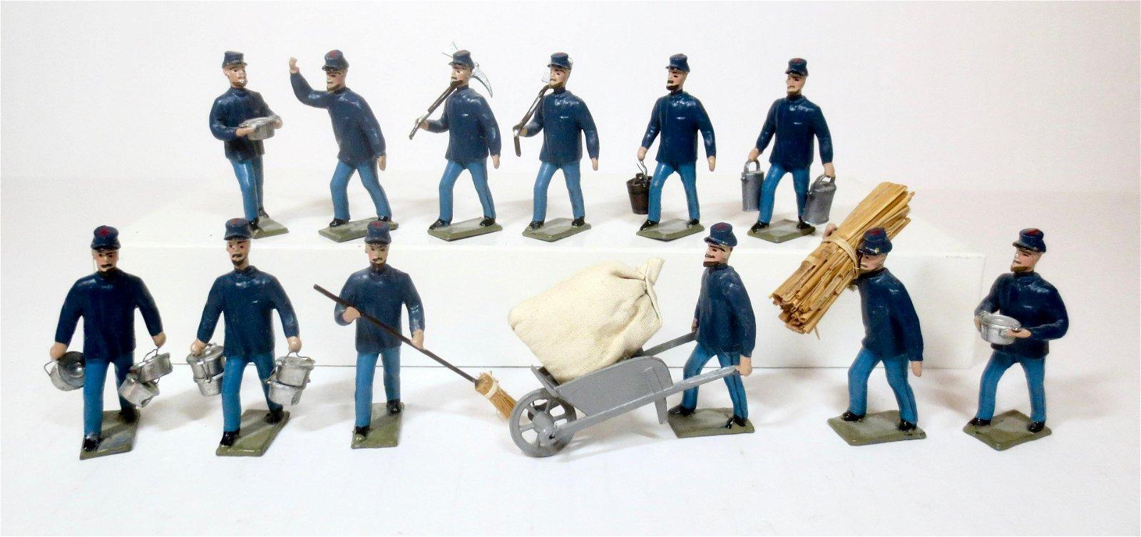 Mignot American Civil War Camp Assortment