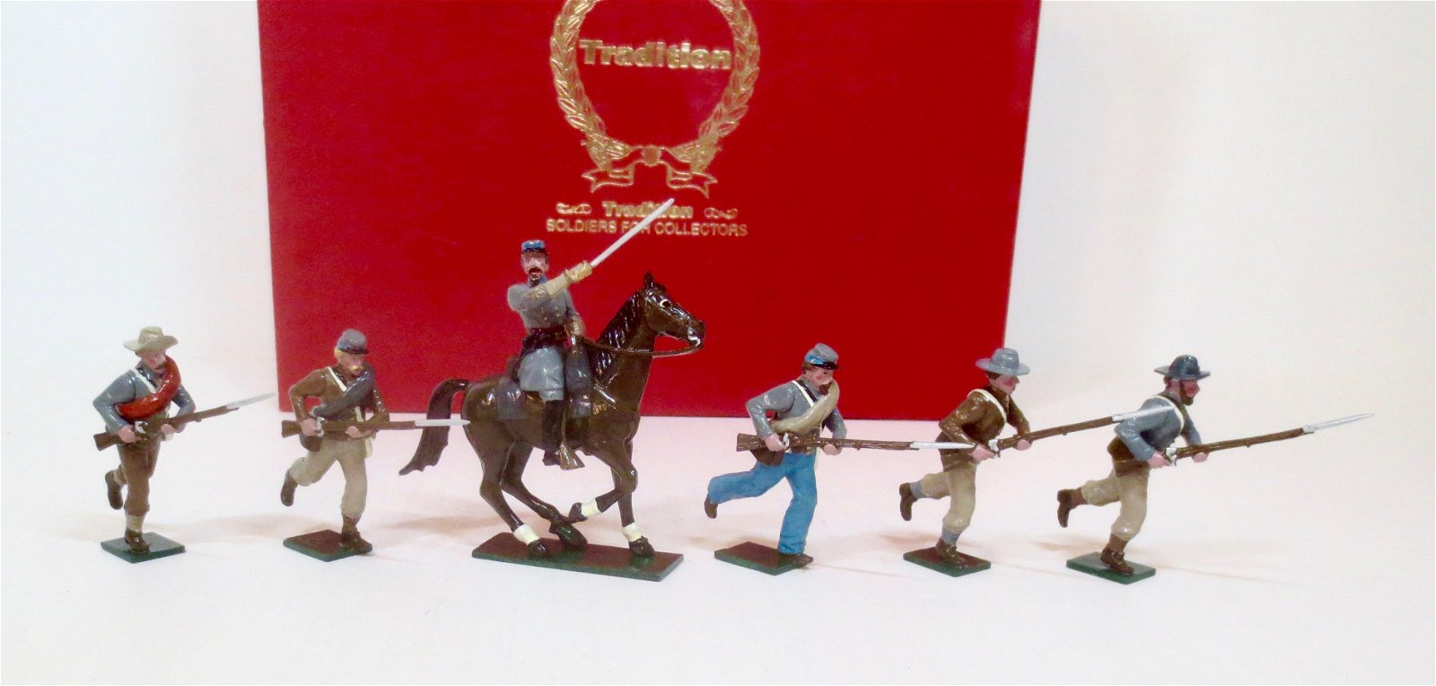 Tradition #902 Confederate Infantry