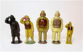 British Hollowcast Makers Lifeboatman Assortment