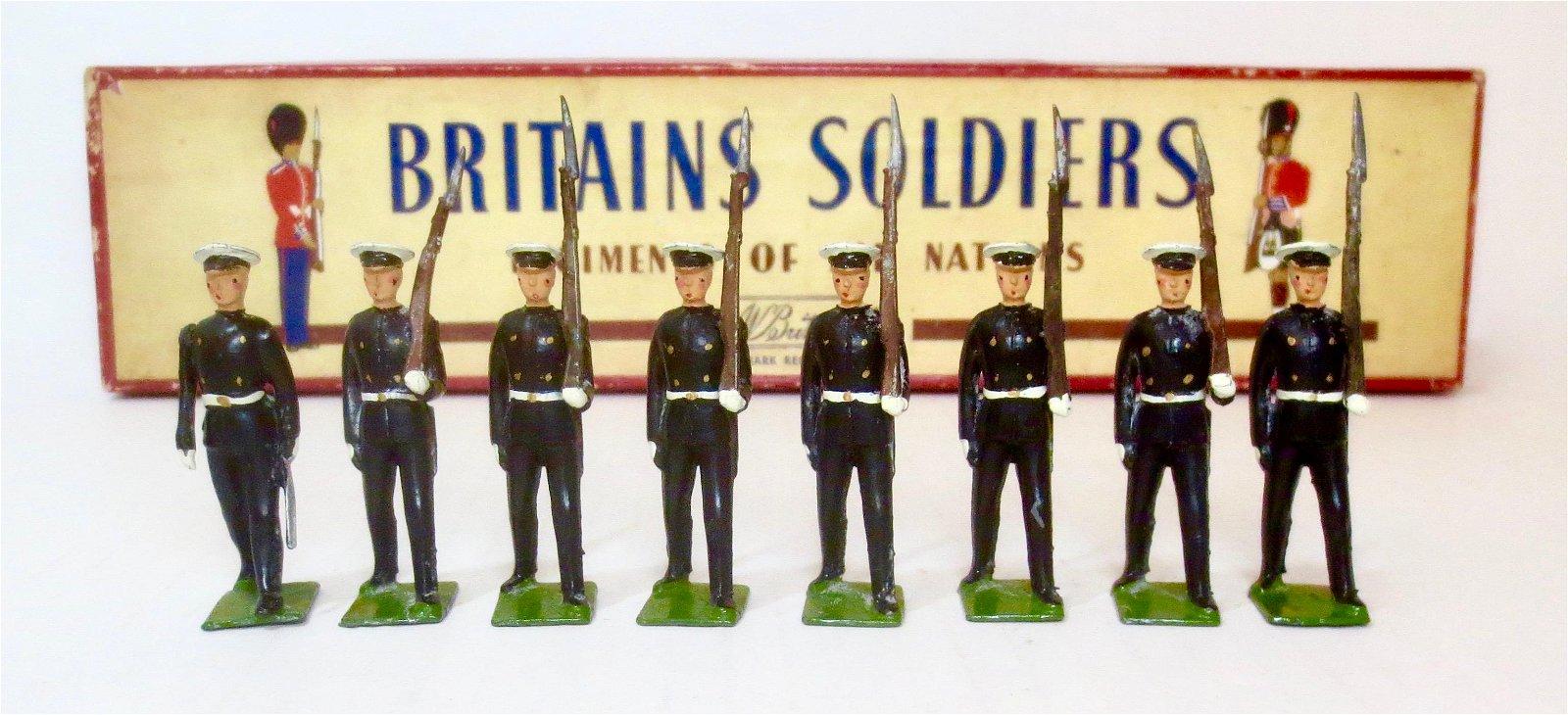 Britains #1835 Argentine Naval Cadets