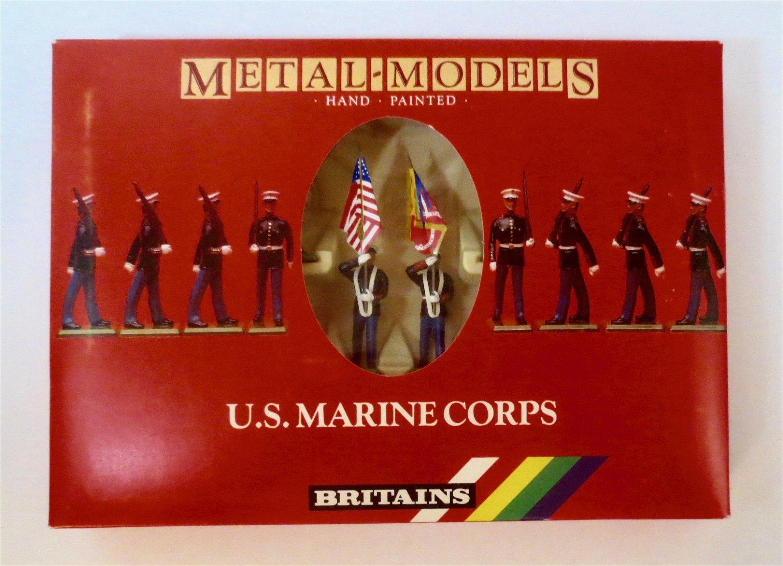 Britains #7303 U.S. Marine Corps