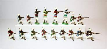 British Bull Dog Indian Army Firing Set