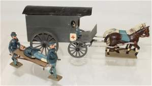 Mignot ACW Union Horse Drawn Ambulance