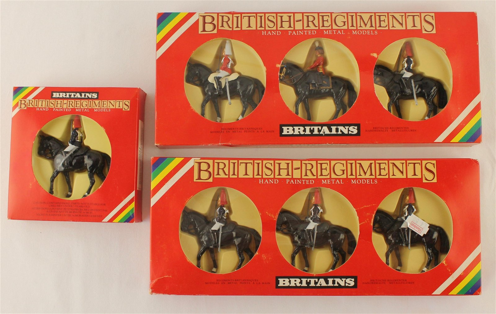 Britains Lot Royal Horse Guards Queen Elizabeth