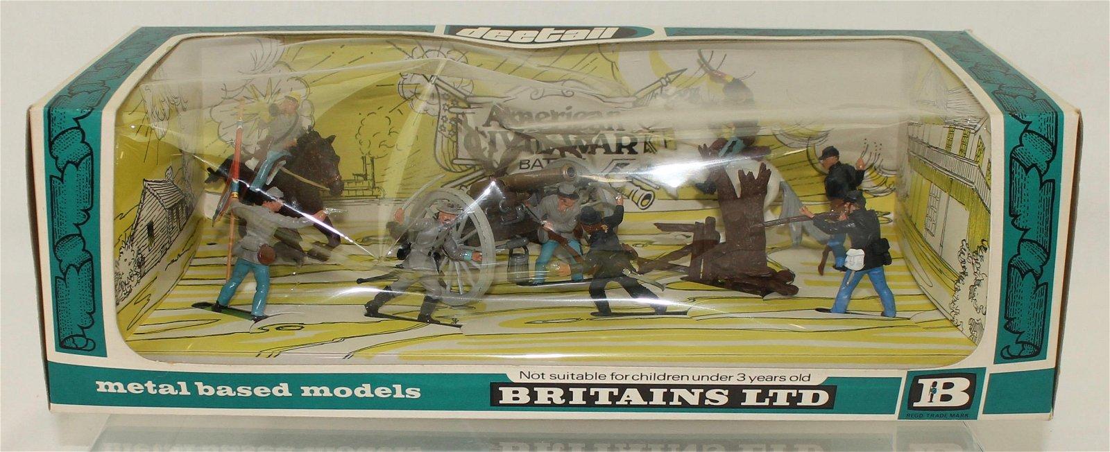 Britains Deetail American Civil War Battle Set