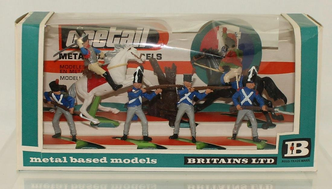 Britains Deetail French at Waterloo