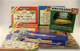 Britains Deetail Lot Posters and Store Displays