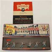 Britains Herald Lot ACW Confederates and Catalog