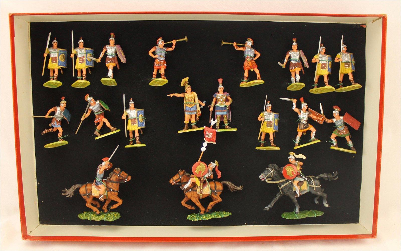Elastolin Rare Romans Gift Box