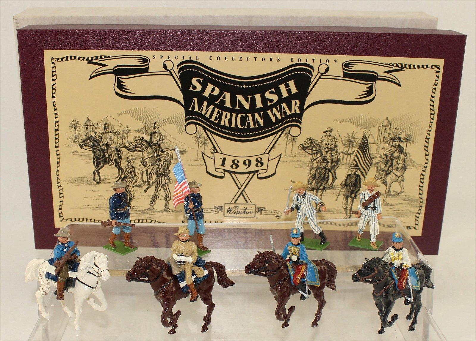 Britains Spanish American War 1898
