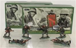 Britains WW II Lot German 916th Grenadiers