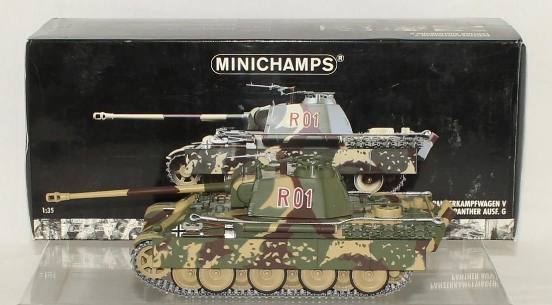 Minichamps WWII Panzer Kampfwagen V