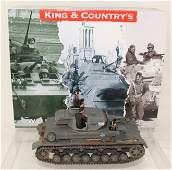 King and Country German Panzer IV