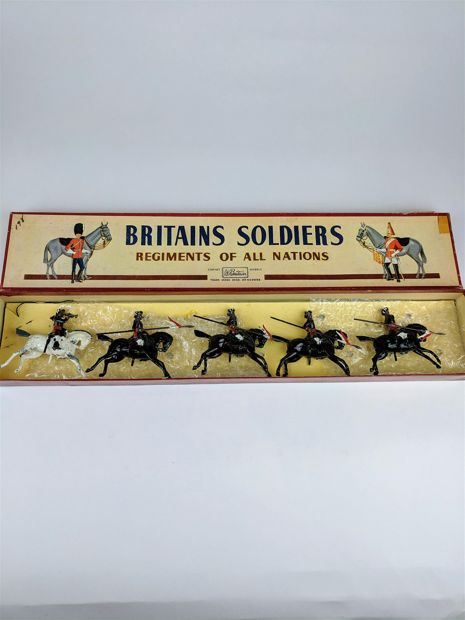 Britains #66 Indian Army 13th Duke of Cambridge